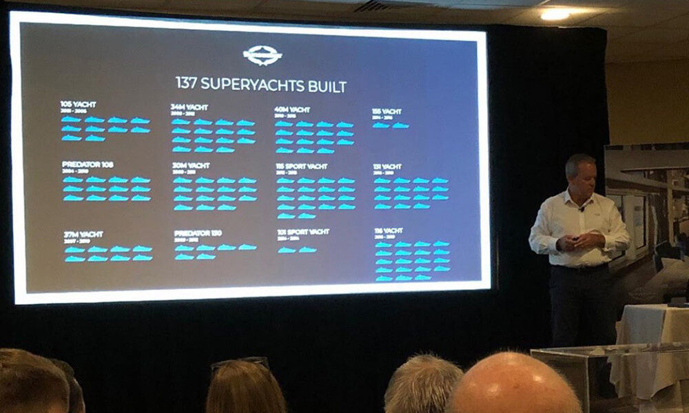 Sunseeker 2019 MYS conference
