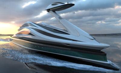 Superyacht Concept Avanguardia 137 meters
