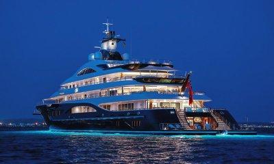 Superyacht TIS by Lurssen Yachts