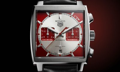 Tag Heuer Monaco Grand Prix Historique Watch Featured