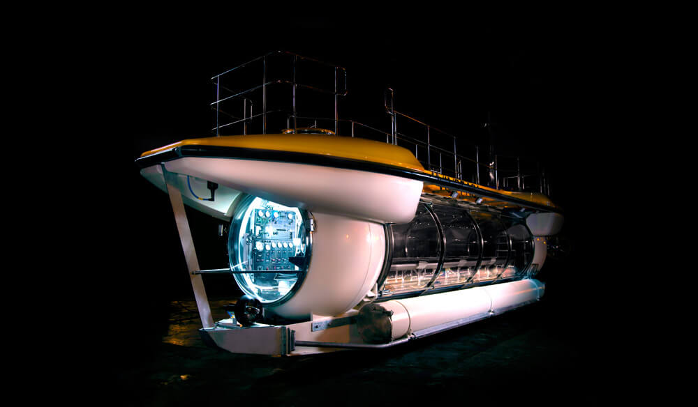 Triton DeepView 24 Submarine for Vinpearl luxury resorts