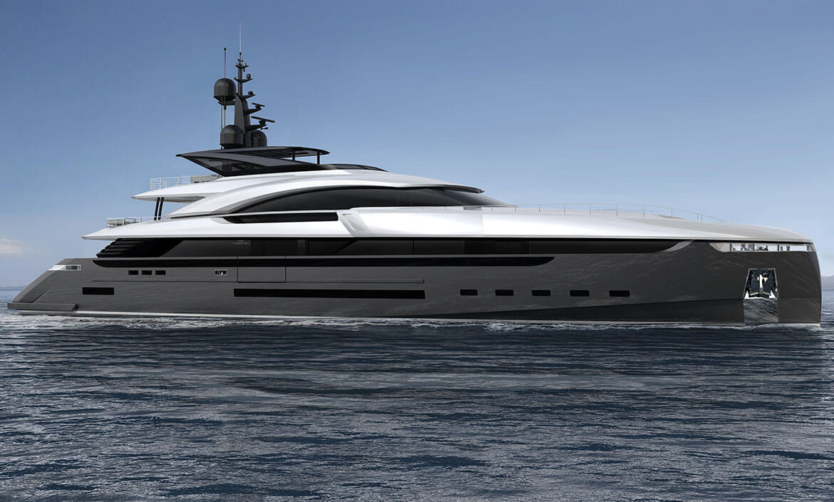 Rossinavi M/Y Vector 50 designed by Enrico Gobbi - Team For Design