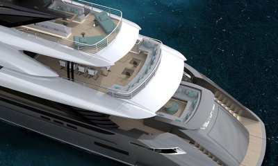 Vector 50 Rossinavi Motor Yacht 2020 delivery