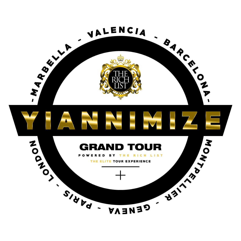 Yiannimize Grand Tour