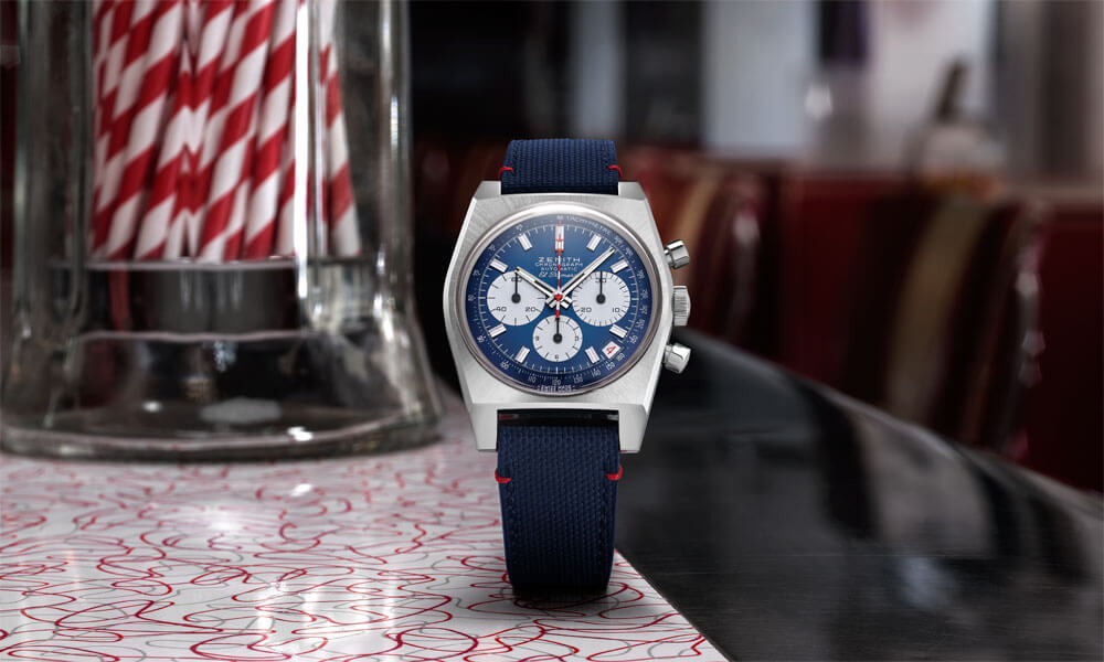 Zenith Chronomaster Revival Liberty El Primero USA Limited Edition