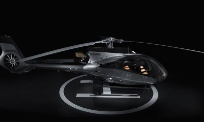Airbus Corporate Helicopters ACH130 Aston Martin Edition Helicopter