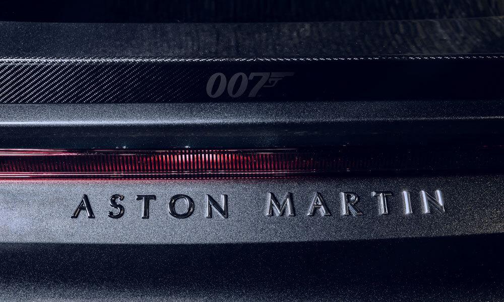 Aston Martin DBS Superleggera 007 Edition Details