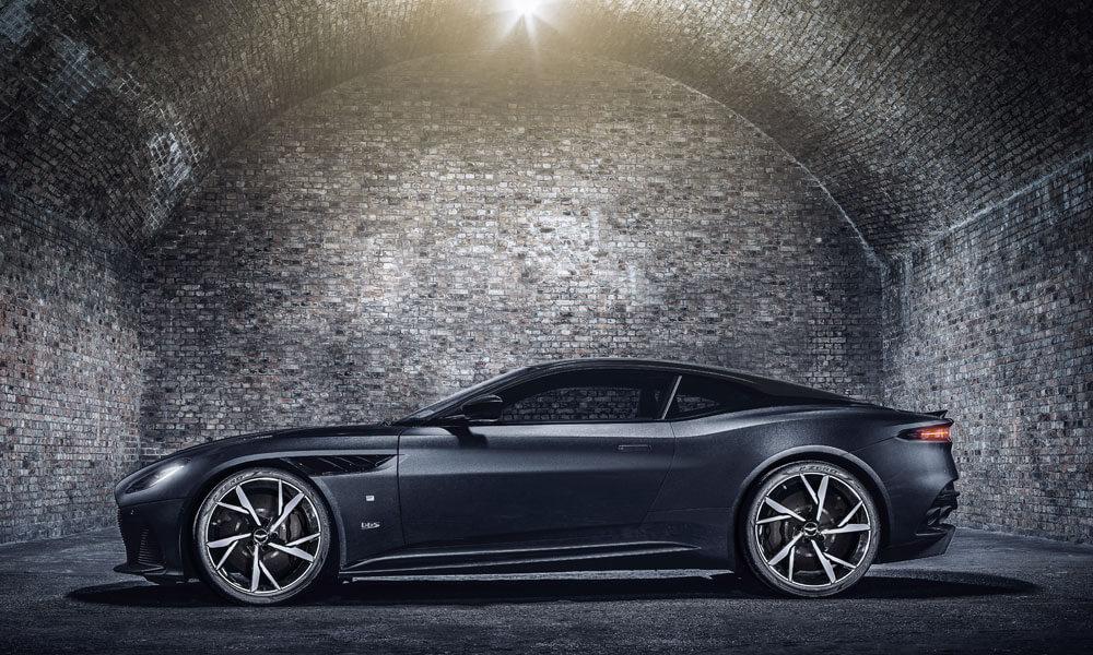 Aston Martin DBS Superleggera 007 Edition Side View
