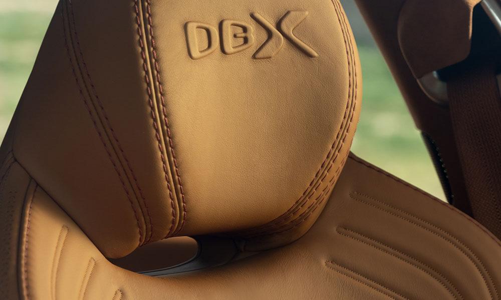 Aston Martin DBX SUV