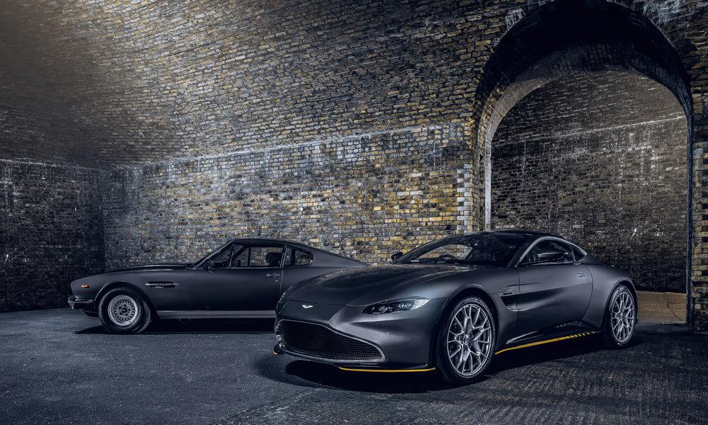 Aston Martin Vantage 007 The Living Daylights