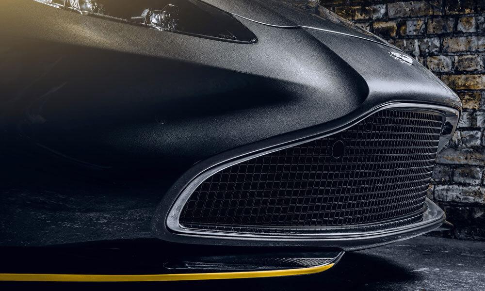 Aston Martin Vantage 007 James Bond Edition Bespoke Grille