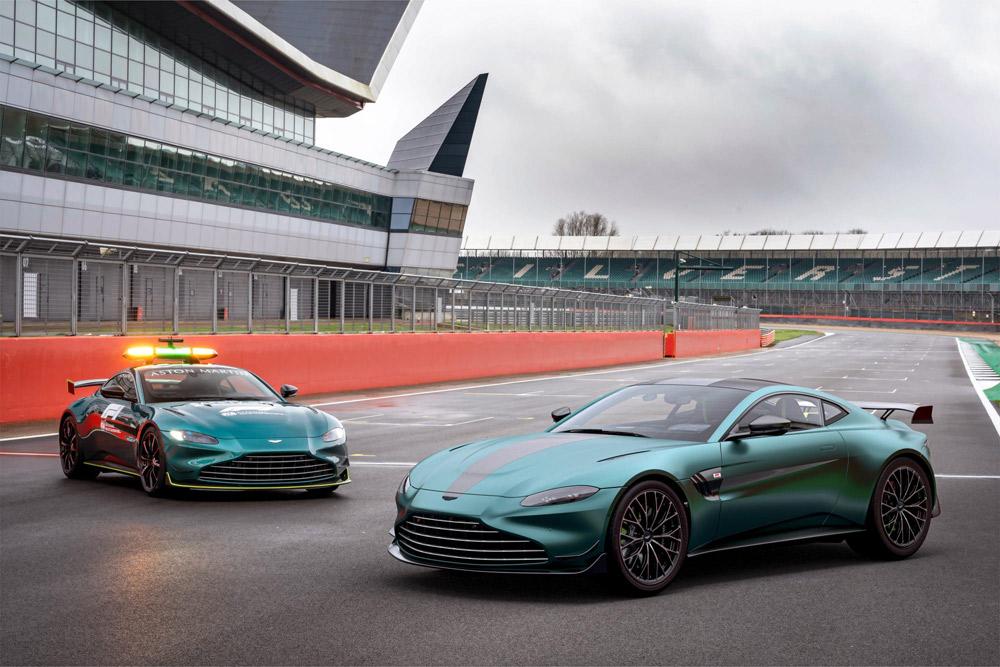 New Vantage F1 Edition Commemorates Aston Martin S Return To Formula One Billionaire Toys