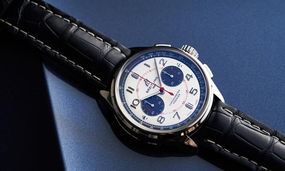 """Breitling's Premier range is designed for """"every day elegance"""". Credit: Breitling"""
