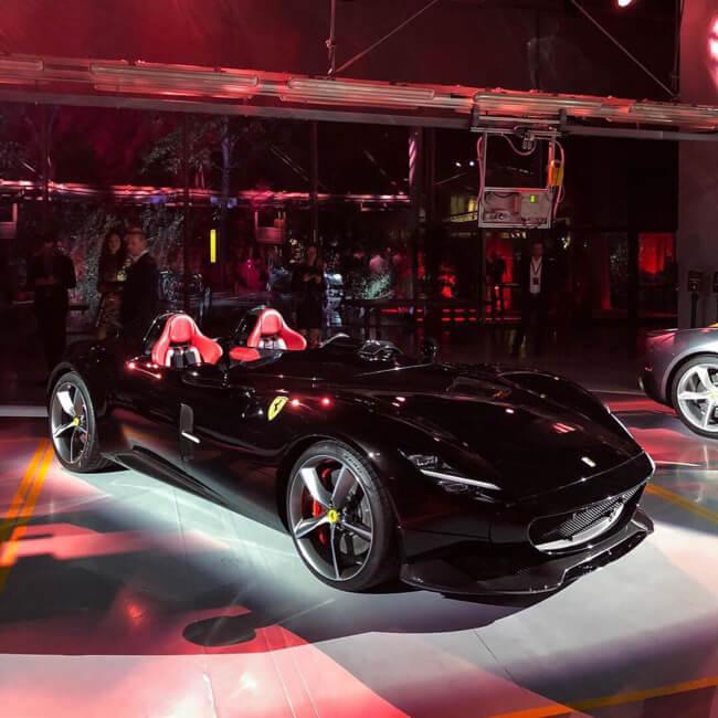Ferrari Monza SP1 & SP2