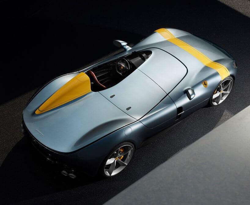 Ferrari Monza SP1 & SP1 Unveiled