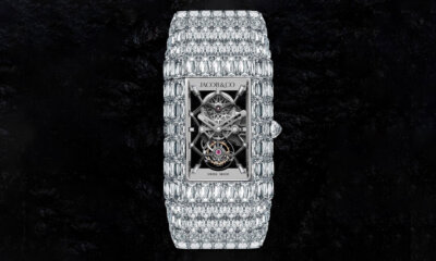 Jacob & Co Billionaire Ashoka Diamond Watch