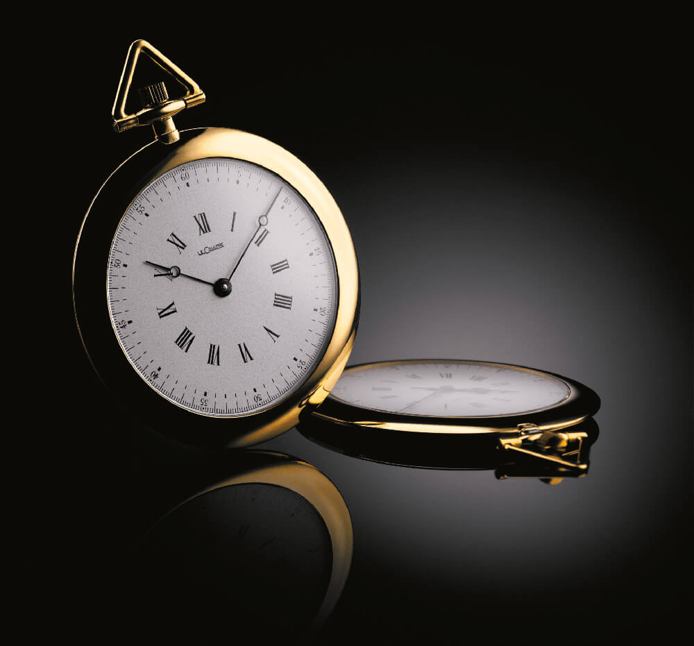 Jaeger-LeCoutre Master Ultra Thin Kingsman Knife Pocket Watch