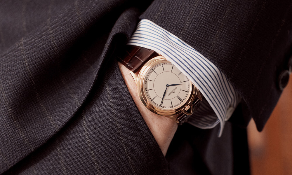 Jaeger-LeCoutre Master Ultra Thin Kingsman Knife Watch Ben Waller For Mr Porter