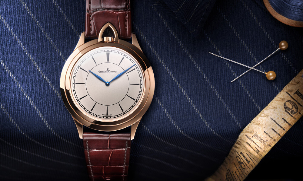 Jaeger-LeCoutre Master Ultra Thin Kingsman Knife Watch Film