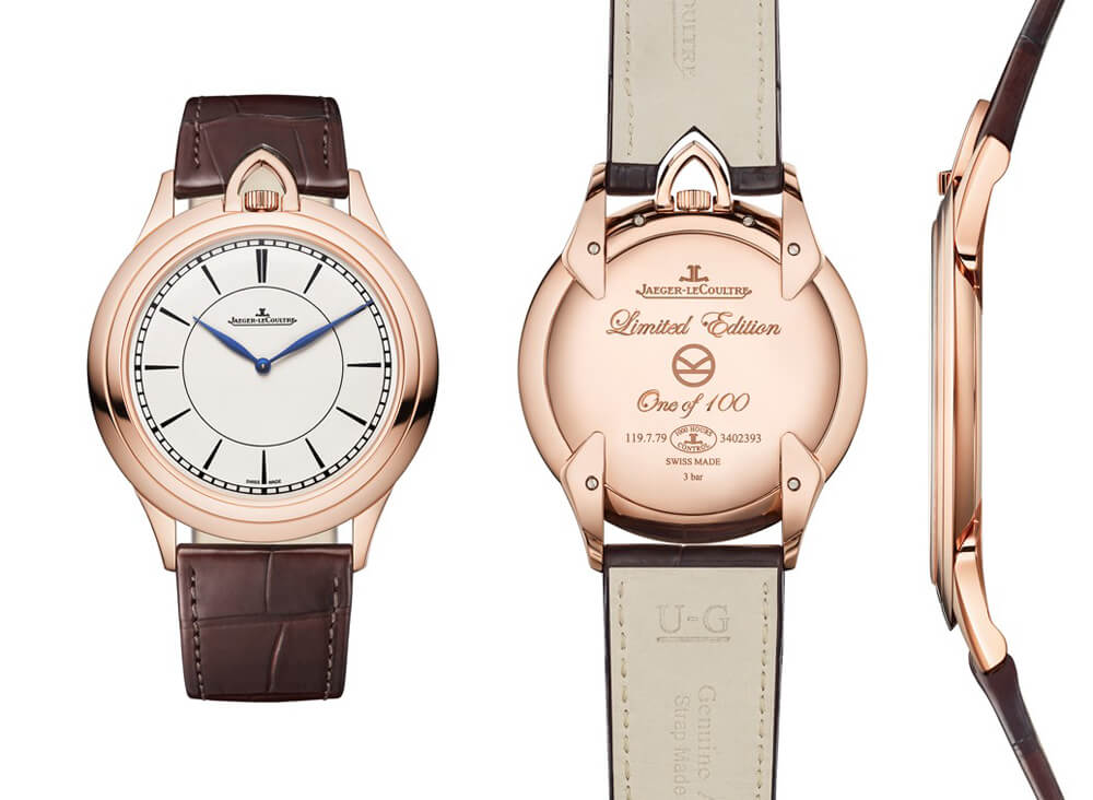 Jaeger-LeCoutre Master Ultra Thin Kingsman Knife Watch Trio