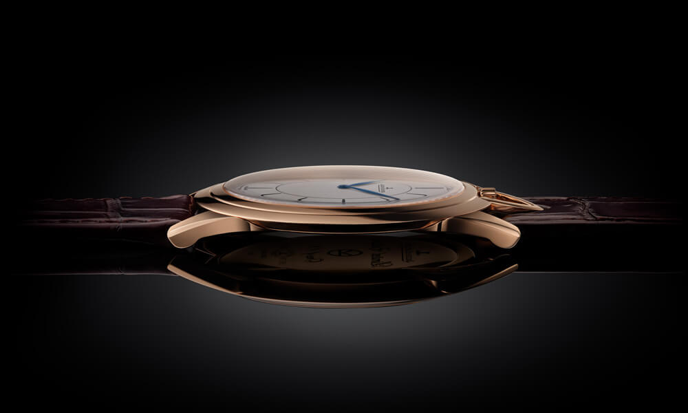 Jaeger-LeCoutre Master Ultra Thin Kingsman Knife Watch Side View