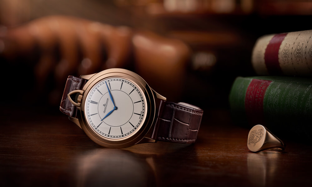Jaeger-LeCoutre Master Ultra Thin Kingsman Knife Watch