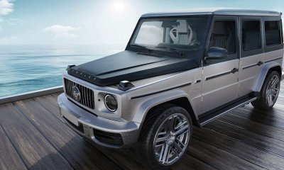 Mercedes-Benz AMG G63 G-Yachting Carlex Design Limited Edition Featured