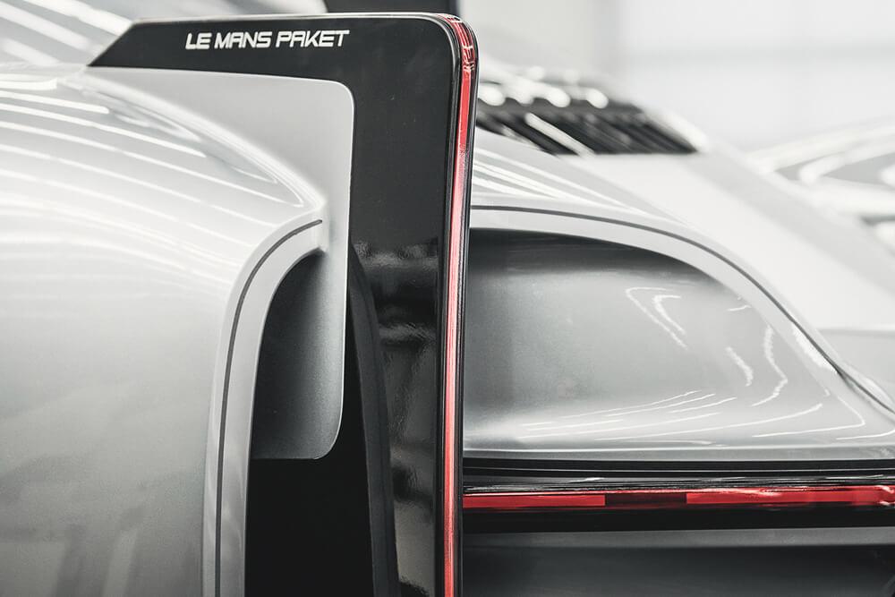 Porsche Unseen Rare Concept Cars 551 Street Vision Spyder Le Mans Paket