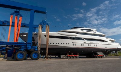 Florentia Superyacht at Launch