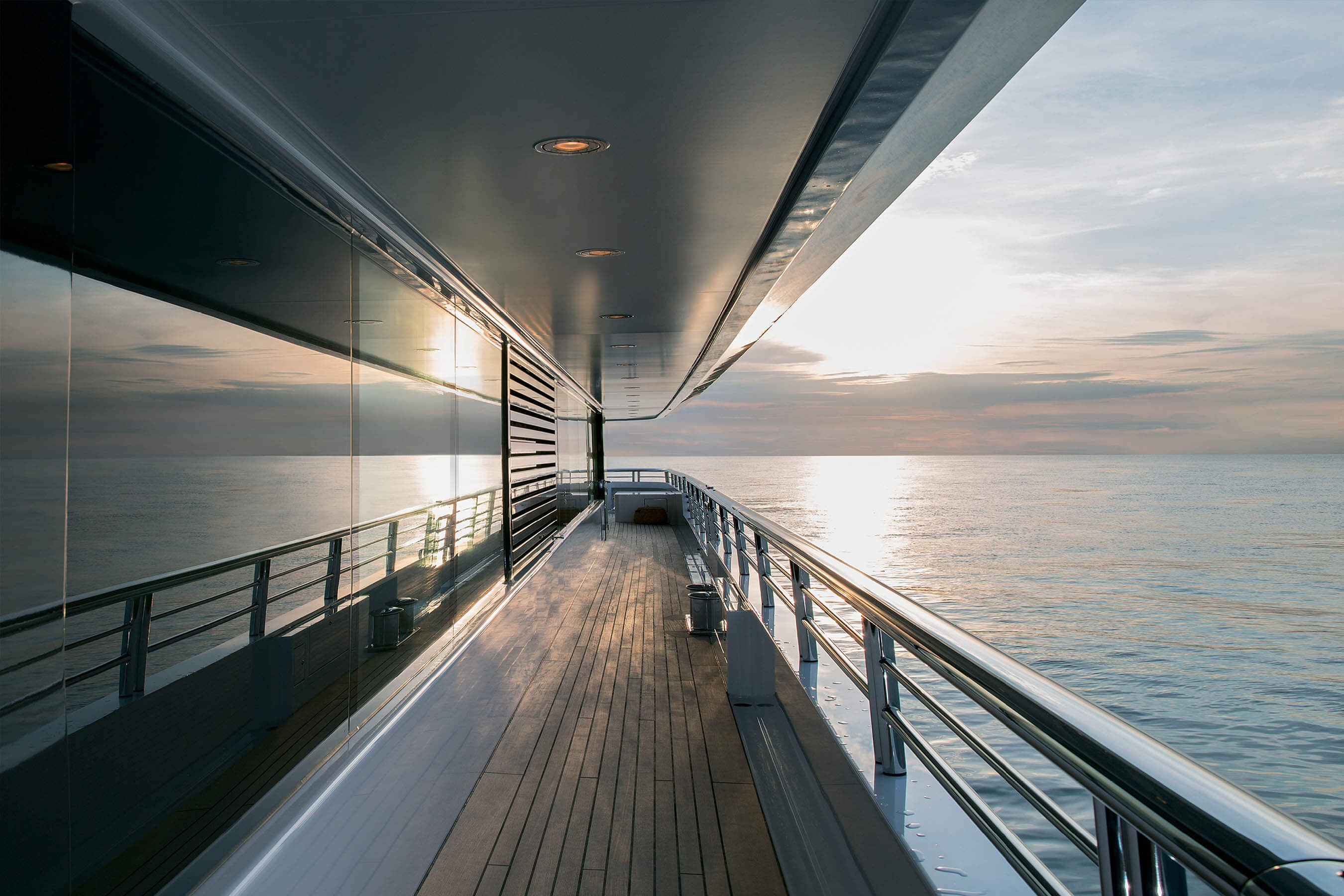 Sinot Exclusive Yacht Design Exterior Amp Interior