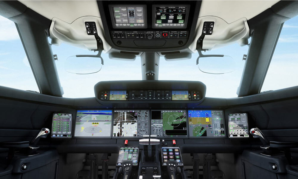 The Gulfstream G700 Cockpit