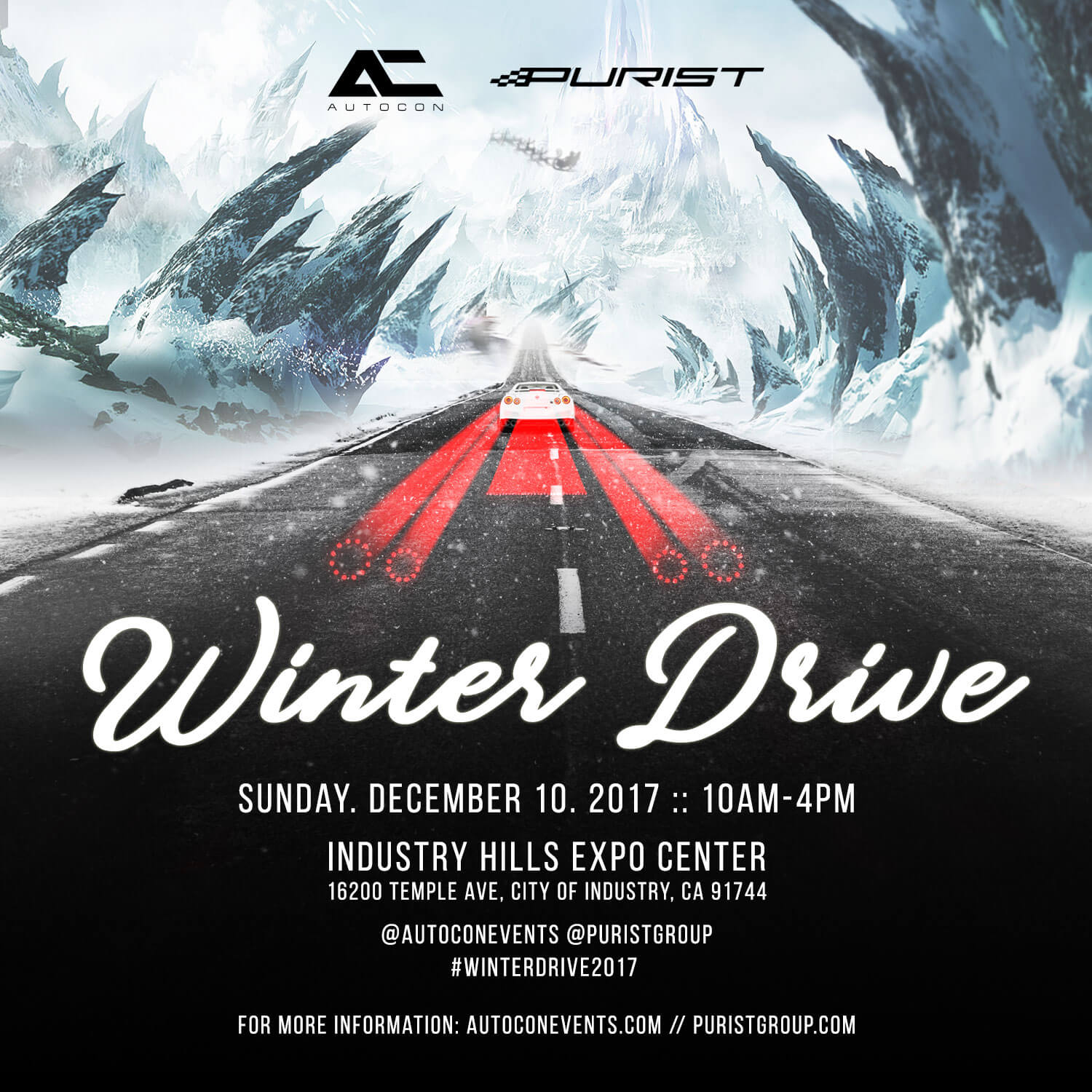 Purist Group Winter Drive 2017